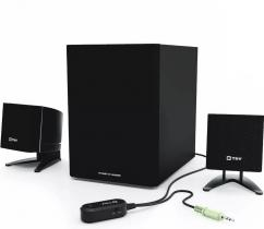 Thonet & Vander Spiel 2.1 Bluetooth Black