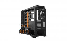 Be quiet! Silent Base 601 Window Black/Orange