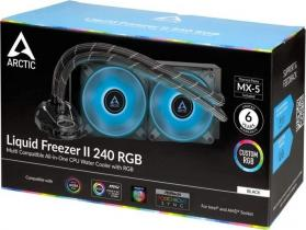 Arctic Liquid Freezer II 240 RGB Black